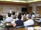 津高公民館第3回高齢者教室の講演