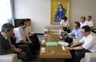 空港航空機事故対策・岡山県総務部危機管理課との面談
