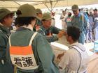 22年度総合防災訓練